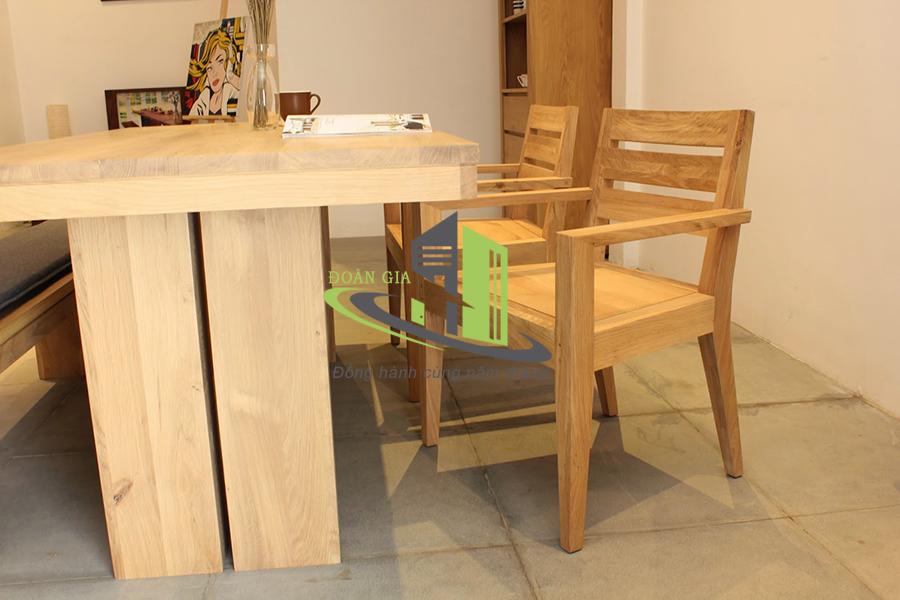Ứng dụng của gỗ cao su ghép thanh