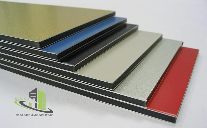 Tấm nhôm nhựa Aluminium