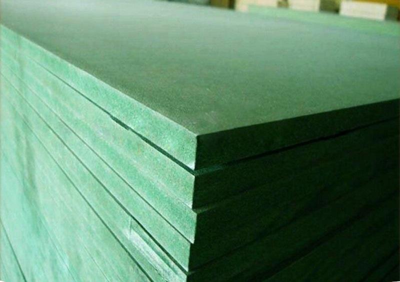 Gỗ MDF lõi xanh đóng tủ có bền không?
